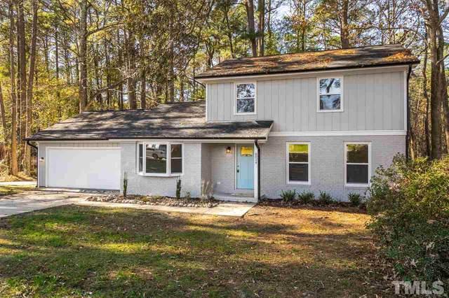 8024 Deer Meadow Drive, Apex, NC 27539 (#2353762) :: Real Estate By Design