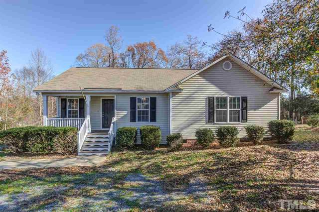 164 Sue Drive, Angier, NC 27501 (#2353780) :: Marti Hampton Team brokered by eXp Realty