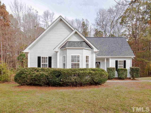106 Highland Drive, Butner, NC 27509 (MLS #2353847) :: On Point Realty