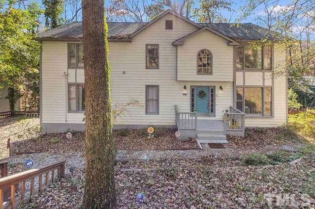 627 Brookview Drive, Chapel Hill, NC 27514 (MLS #2353863) :: On Point Realty