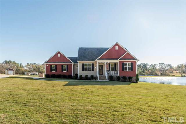 3375 Old Fairground Road, Angier, NC 27501 (#2353936) :: Bright Ideas Realty
