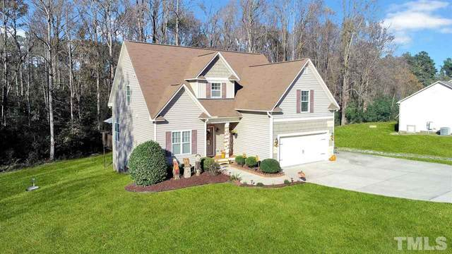 252 Yesteryear Court, Angier, NC 27501 (#2354100) :: Real Estate By Design