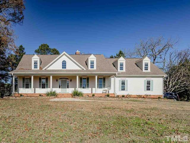 241 Revmont Drive, Pittsboro, NC 27312 (#2354132) :: Real Properties