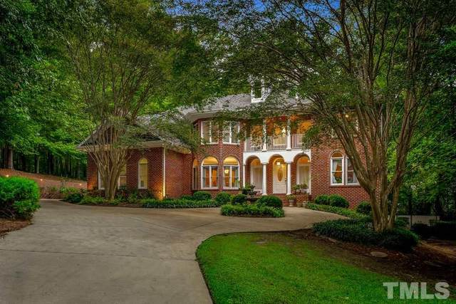 111 Redfern Drive, Cary, NC 27518 (#2354143) :: M&J Realty Group
