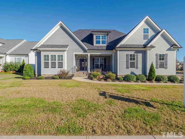 161 Plantation Drive, Youngsville, NC 27596 (MLS #2354164) :: On Point Realty