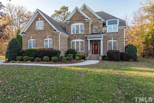 1003 Canterbury Court, Youngsville, NC 27596 (#2354192) :: Rachel Kendall Team