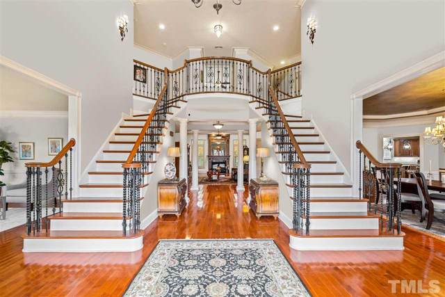11107 Empire Lakes Drive, Raleigh, NC 27617 (#2354218) :: The Jim Allen Group