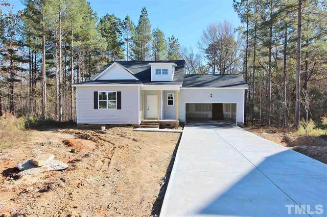 145 South Sunny Dale Drive, Middlesex, NC 27557 (#2354240) :: Rachel Kendall Team