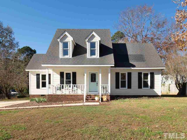 8432 Wyndridge Drive, Apex, NC 27539 (#2354262) :: Real Estate By Design