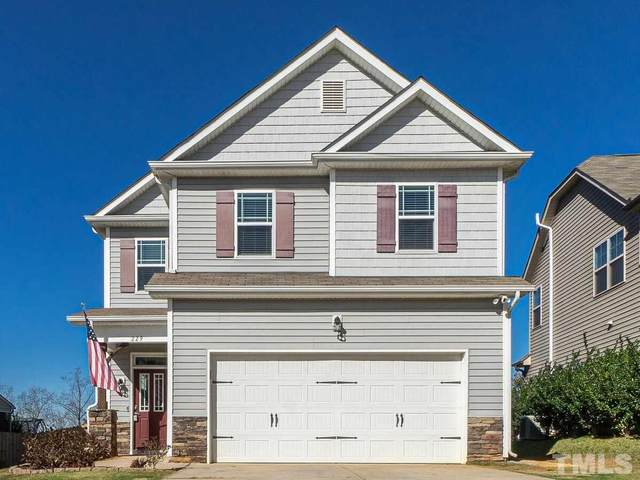 229 Hardaway Point, Clayton, NC 27527 (#2354617) :: M&J Realty Group