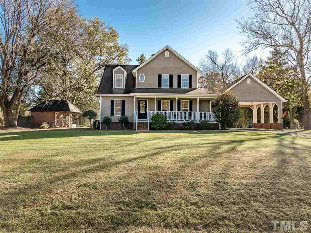 22 Sycamore Lake Road, Siler City, NC 27344 (#2354639) :: Bright Ideas Realty