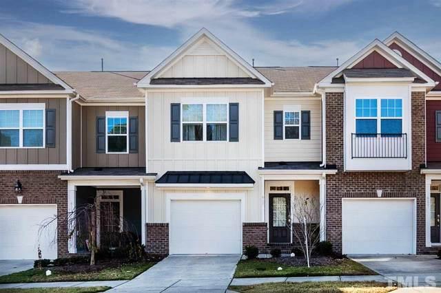 612 Briarcliff Street, Apex, NC 27502 (#2354678) :: Sara Kate Homes
