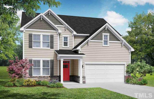 374 Beverly Place, Four Oaks, NC 27524 (#2354854) :: Real Properties