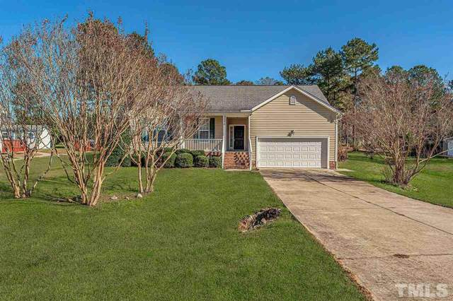 25 Clover Court, Franklinton, NC 27525 (#2354985) :: Real Estate By Design