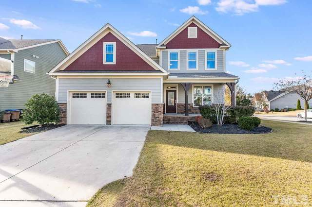 333 Springtime Fields Lane, Wake Forest, NC 27587 (#2354993) :: Bright Ideas Realty