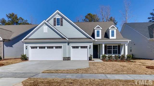 184 Sea Foam Drive #43, Raleigh, NC 27610 (#2355016) :: Saye Triangle Realty