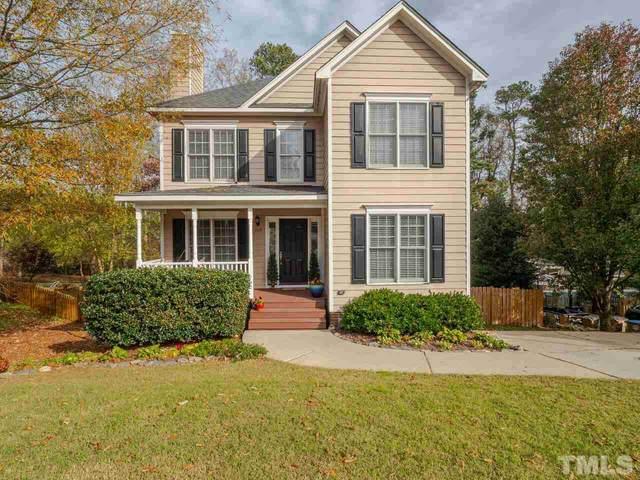 309 Yellow Poplar Avenue, Wake Forest, NC 27587 (#2355018) :: Saye Triangle Realty