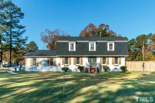 10001 Ligon Mill Road, Wake Forest, NC 27587 (#2355089) :: M&J Realty Group