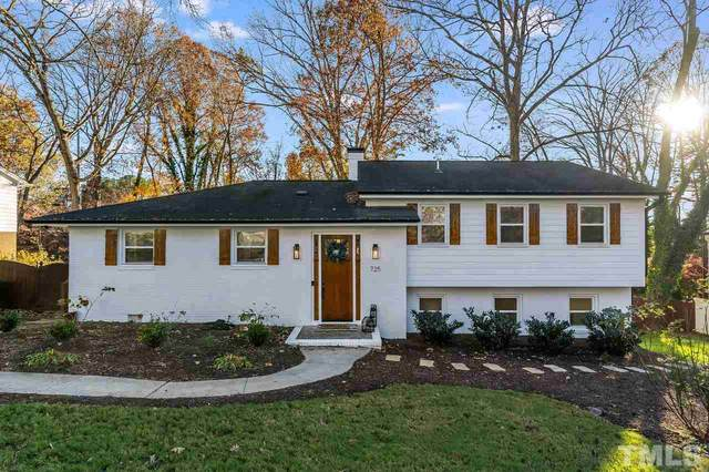 725 Currituck Drive, Raleigh, NC 27609 (#2355135) :: Bright Ideas Realty