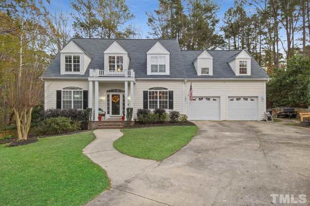 4701 Linaria Lane, Fuquay Varina, NC 27526 (#2355244) :: Real Estate By Design