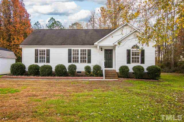 325 Mustang Lane, Zebulon, NC 27528 (#2355250) :: Saye Triangle Realty