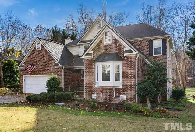 7915 Hogan Drive, Wake Forest, NC 27587 (#2355278) :: Marti Hampton Team brokered by eXp Realty