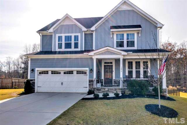 7056 Rex Road, Holly Springs, NC 27540 (#2355311) :: Triangle Top Choice Realty, LLC