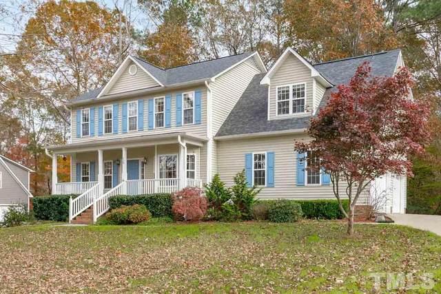 138 Forest Lane, Garner, NC 27529 (#2355428) :: Sara Kate Homes