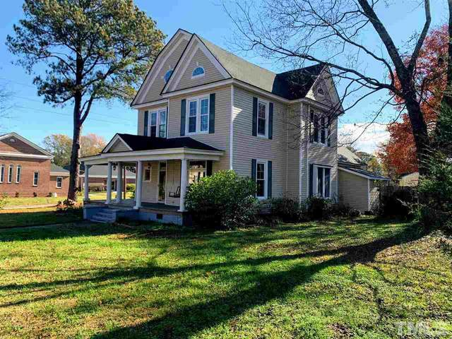 201 W Gannon Avenue, Zebulon, NC 27597 (MLS #2355471) :: On Point Realty