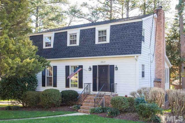 3317 Harden Road, Raleigh, NC 27607 (MLS #2355606) :: On Point Realty
