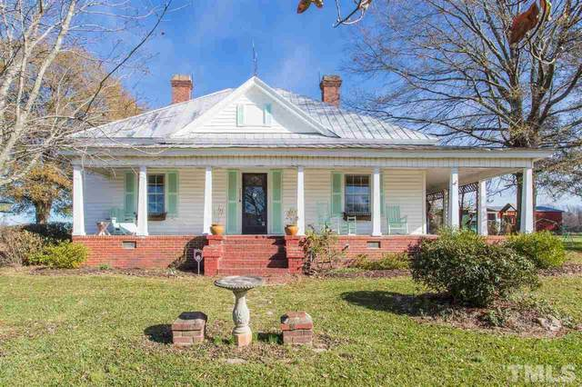 4954 N Old Stage Road, Angier, NC 27501 (#2355685) :: The Rodney Carroll Team with Hometowne Realty