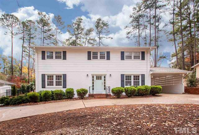 813 Northbrook Drive, Raleigh, NC 27609 (#2355709) :: The Jim Allen Group