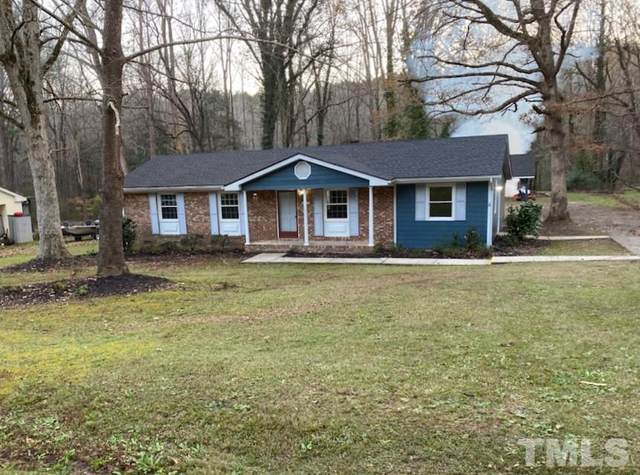 121 Nicklaus Drive, Garner, NC 27529 (#2355975) :: Triangle Just Listed