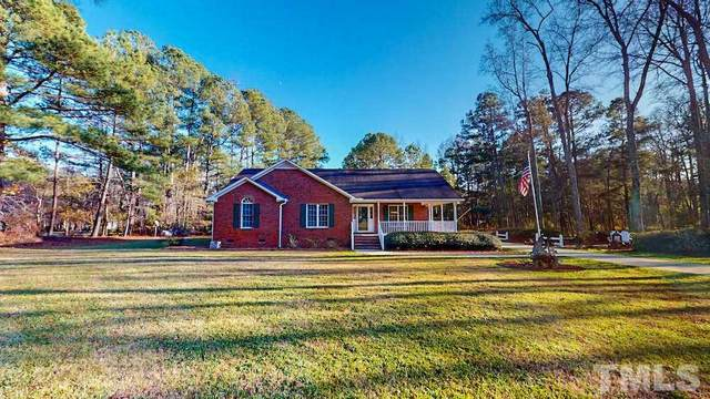 118 Madison Drive, Selma, NC 27576 (MLS #2355982) :: On Point Realty