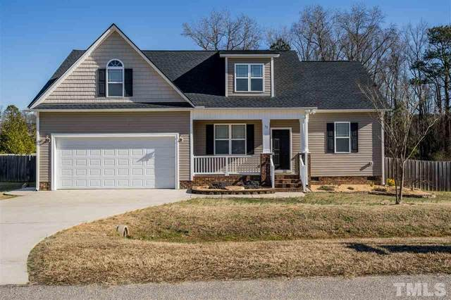 53 Jensen Drive, Wendell, NC 27591 (#2356022) :: Bright Ideas Realty