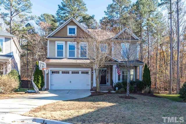 101 Aldenwood Place, Apex, NC 27539 (#2356192) :: Real Estate By Design