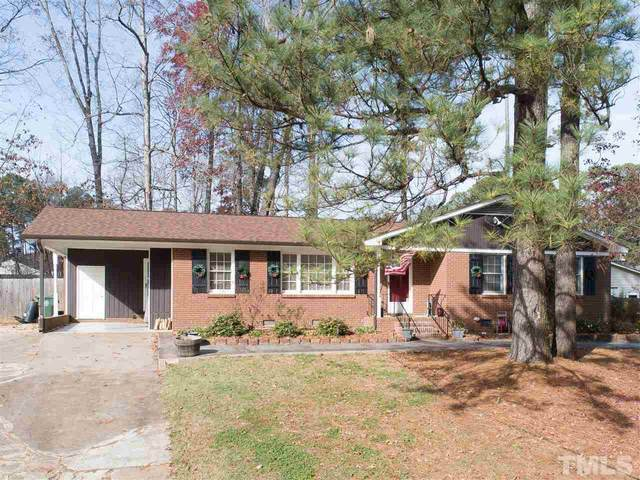 812 Pineland Drive, Cary, NC 27511 (#2356265) :: Bright Ideas Realty