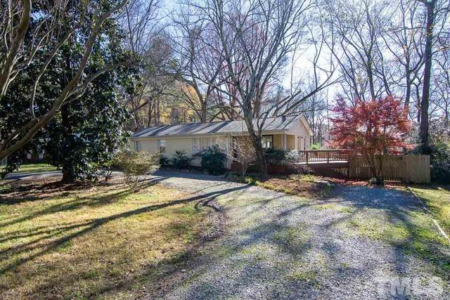 1303 W Main Street, Carrboro, NC 27510 (#2356370) :: Triangle Top Choice Realty, LLC