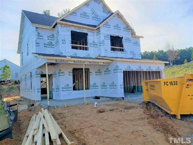 500 Tea Rose Drive #6, Knightdale, NC 27545 (#2356381) :: Marti Hampton Team brokered by eXp Realty