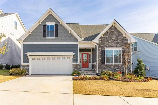 337 Daniel Ridge Road, Wendell, NC 27591 (#2356393) :: Triangle Just Listed