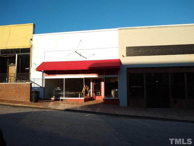 206-208 E Nash, Louisburg, NC 27549 (#2356433) :: Raleigh Cary Realty