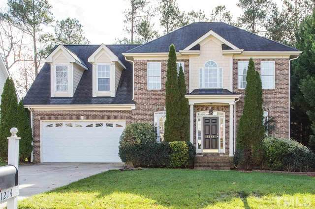1214 Auburn Village Drive, Durham, NC 27713 (MLS #2356463) :: On Point Realty