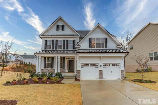 376 Gartrell Way, Cary, NC 27519 (#2356493) :: Real Estate By Design