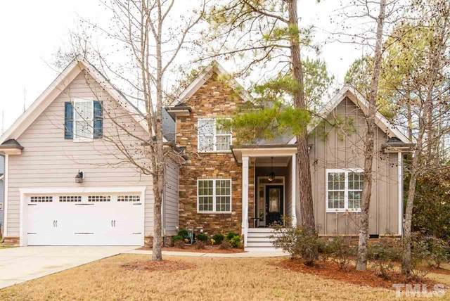 30 James Joyce Court, Youngsville, NC 27596 (#2356839) :: Choice Residential Real Estate