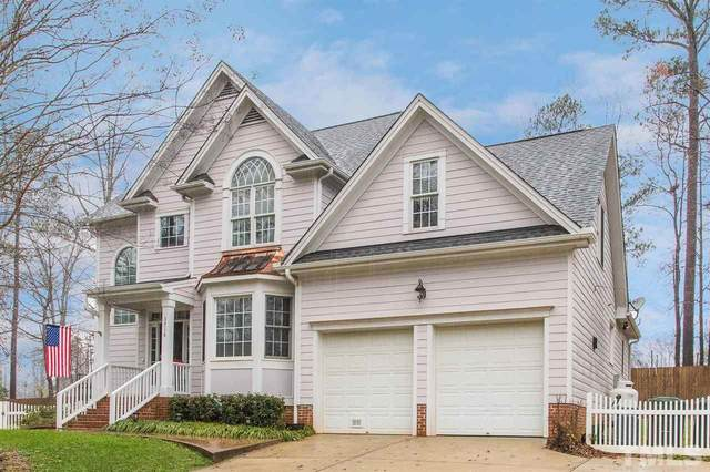3716 Crooked Brook Trail, Apex, NC 27539 (MLS #2356976) :: On Point Realty