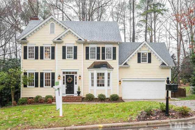 102 Large Oaks Drive, Cary, NC 27518 (#2357044) :: Bright Ideas Realty