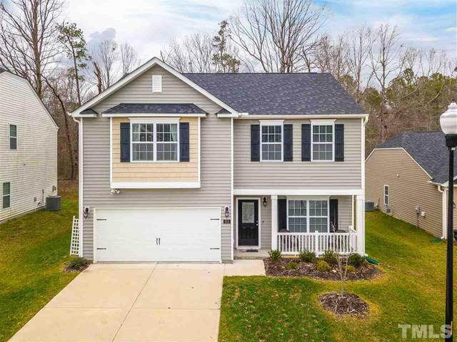 612 Rose Mallow Drive, Zebulon, NC 27597 (#2357101) :: Bright Ideas Realty