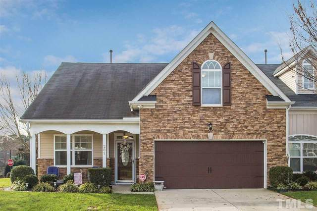 281 Meadow Beauty Drive, Apex, NC 27539 (#2357122) :: Marti Hampton Team brokered by eXp Realty
