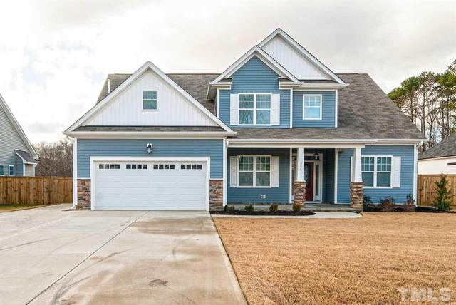 355 Stephens Way, Youngsville, NC 27596 (#2357153) :: Saye Triangle Realty