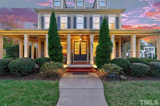 105 Morning Oaks Drive, Holly Springs, NC 27540 (#2357210) :: Saye Triangle Realty